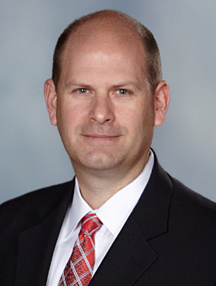 Brad Griffith, Compass Minerals' newly appointed chief commercial officer (Photo: Business Wire)