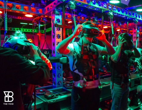 The VOID expands immersive experiences in the U.S. with three new locations opening this summer in Atlanta, Washington D.C., and Minneapolis. (Photo: Business Wire)
