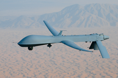 """""""With innovation in mind, we have always looked for ways to challenge the industry standard,"""" said Linden Blue, CEO, GA-ASI. """"Our Predator-series has evolved over the past 25 years into MQ-9 and Gray Eagle (MQ-1C), which are the most combat-proven RPA in the world."""" (Photo: Business Wire)"""