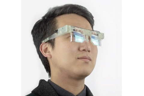 Matching Visual Acuity and Prescription: Towards AR for Humans © 2019 NVIDIA