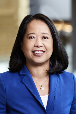 Karen Ling, Executive Vice President, Chief Human Resources Officer, AIG (Photo: Business Wire)