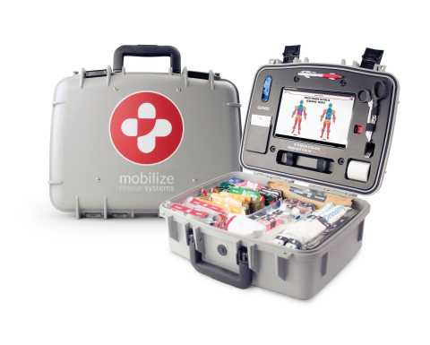 COMPREHENSIVE rescue system from Mobilize RRS (Photo: Business Wire)