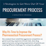 3 Strategies to Get More Out Of Your Procurement Process.