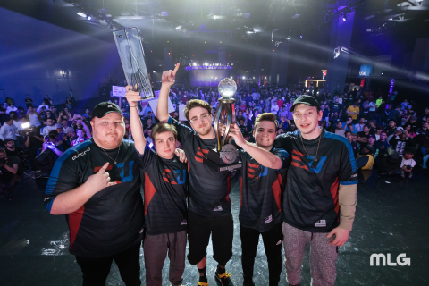eUnited: Pro Tournament Winners at CWL Finals (Photo: Business Wire)