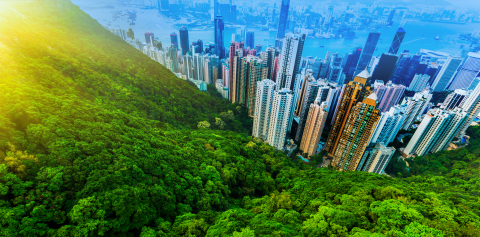 Four ENGIE Group entities are joining forces to create industry powerhouse ENGIE Impact to accelerate the sustainability transformation globally. (Photo: Business Wire)