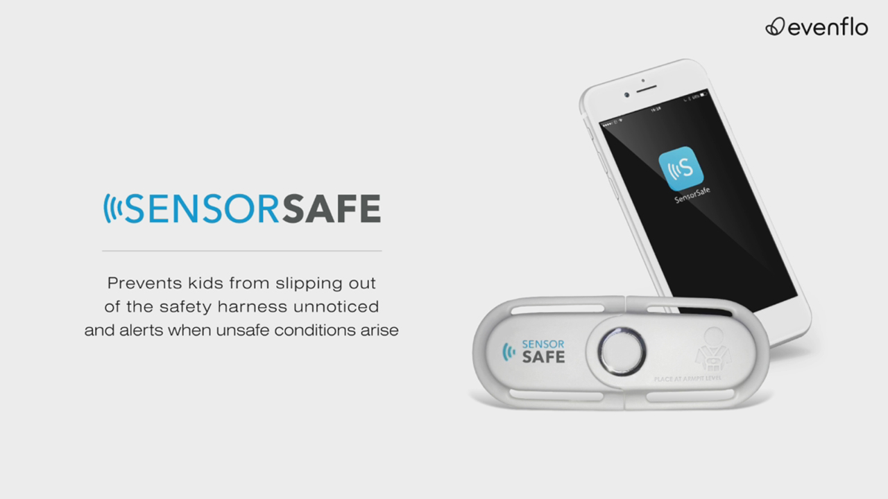 Evenflo® Shares Expert Tips for Keeping Children Safe this Summer