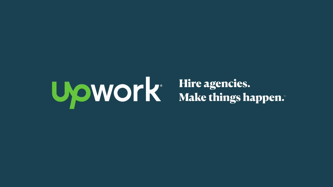 Upwork's new agency experience underscores the company's continued investments in new technology and services to support large, specialized project work with boutique agencies on the platform.