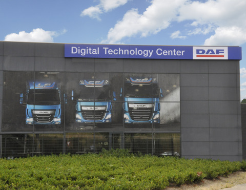 Digital Technology Center, Eindhoven, Netherlands (Photo: Business Wire)