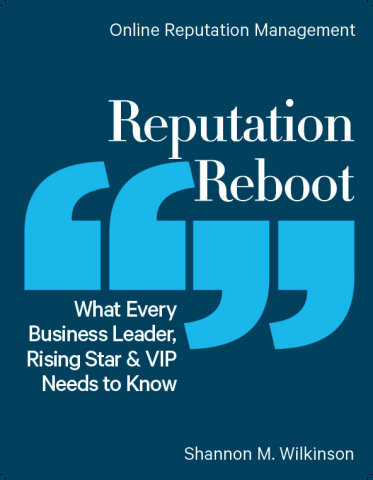 """Cover image of """"Reputation Reboot"""" (Graphic: Business Wire)"""