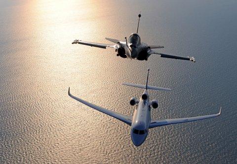 Copyright Dassault Aviation - A. Pecchi