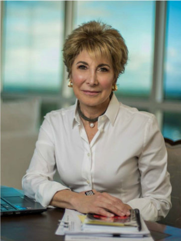 Betsy Atkins named Board Chairman of GlobalLogic. (Photo: Business Wire)