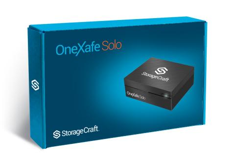 StorageCraft OneXafe Solo (Graphic: Business Wire)