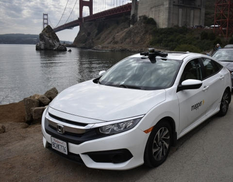 In addition to ADAS, Velodyne will incorporate Mapper technology into lidar-centric solutions for other emerging applications, including autonomous vehicles, last-mile delivery services, security, smart cities, smart agriculture, robotics, and unmanned aerial vehicles. (Photo: Business Wire)