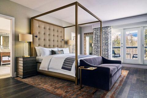 Grand Hyatt Vail Guest Room (Photo: Business Wire)