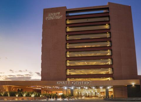 Hyatt Centric Campestre Leon (Photo: Business Wire)