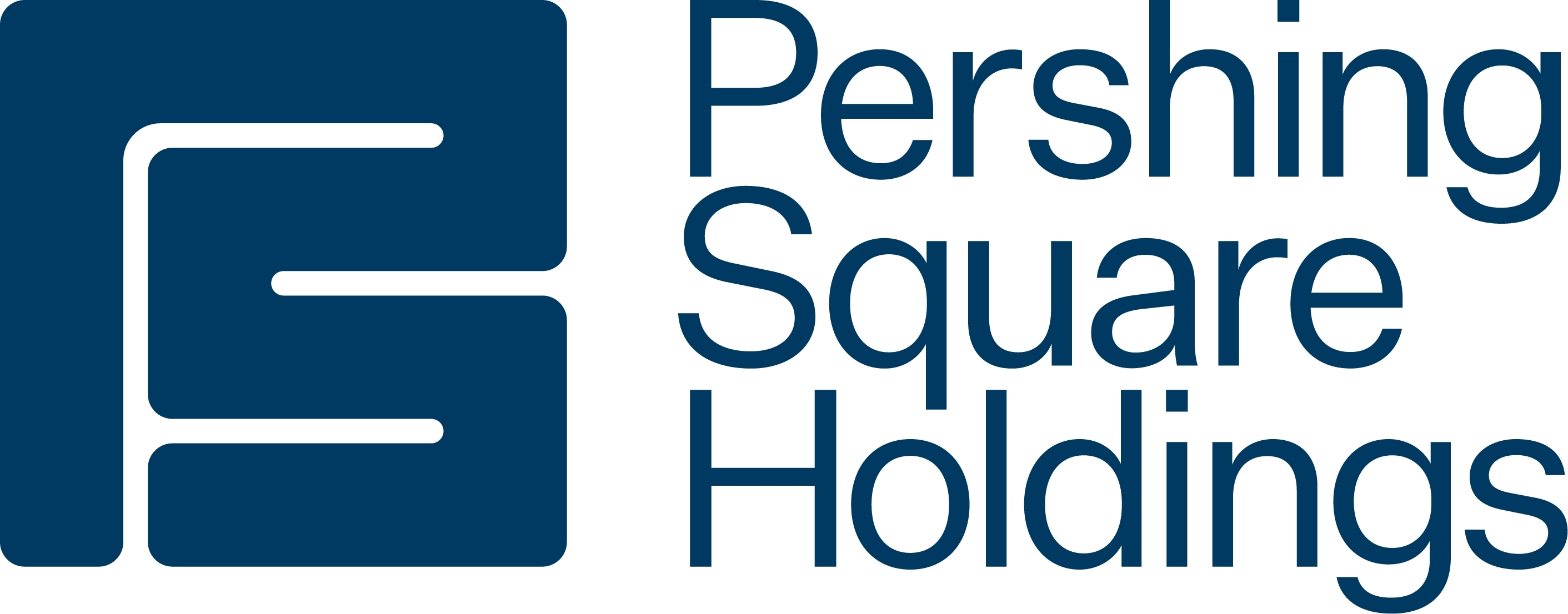 Pershing Square Holdings, Ltd  Releases Regular Weekly Net Asset
