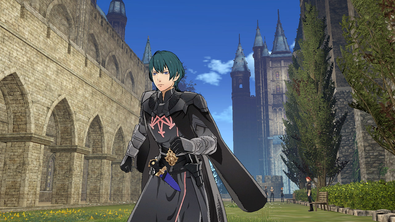 Nintendo Download: Which House Will You Choose?   Business Wire
