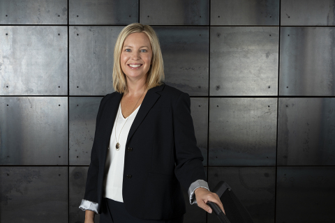 Lori M. Gillett becomes the company's first female CEO in the history of the 63-year-old Columbus-based commercial construction company. (Photo: Business Wire)