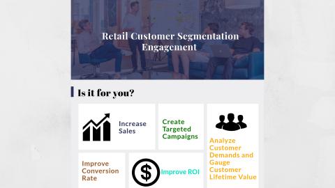 Retail Customer Segmentation Analytics Engagement (Graphic: Business Wire)