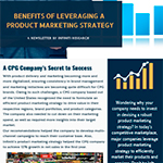 Benefits of leveraging product marketing strategies