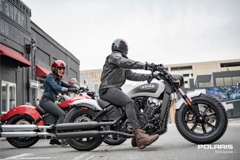 Polaris offers a wide range of products, such as Indian Motorcycles, that are designed to help customers experience ultimate enjoyment outside. (Photo: Polaris)