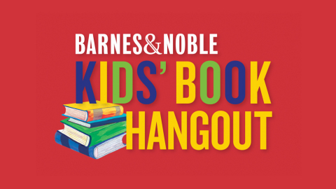 Barnes & Noble's Summer Kids' Book Hangout will be held in stores nationwide on August 10 at 2 PM local time. (Graphic: Business Wire)