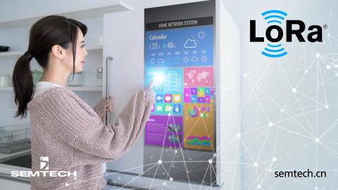 LoRa Smart Home Device (Photo: Business Wire)