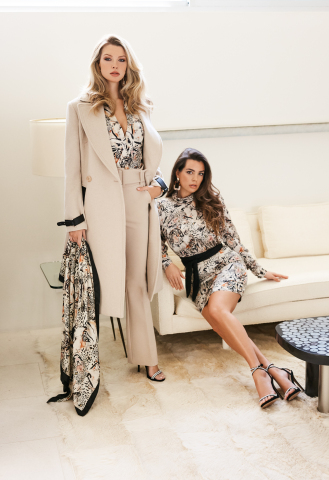 MARCIANO for GUESS Unveils the Fall 2019 Collection and Advertising Campaign (Photo: Business Wire)