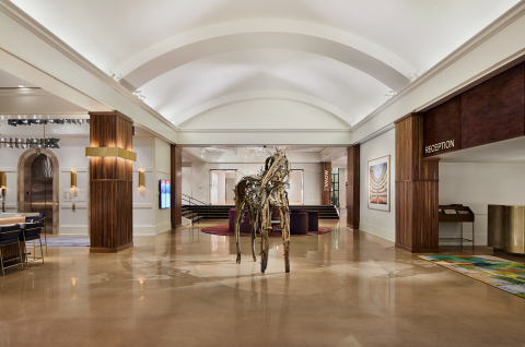 Saint Kate - The Arts Hotel Celebrates All Art Forms; Photo Credit: David Mitchell/Stonehill Taylor