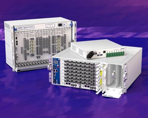 Die ADVA FSP 3000 mit der Faserüberwachungslösung ALM werden eine Schlüsselrolle bei der Bereitstellung von sicheren Unternehmensdiensten mit hohen Datenraten in ganz Italien spielen (Photo: Business Wire)