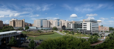 UNC Medical Center, Chapel Hill, NC (Photo: Business Wire)