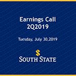 2nd Quarter 2019 Earnings Call