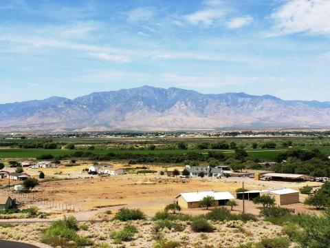 The City of Safford uses the Sensus FlexNet® communication network across all of its utility services; water, gas, and electricity to capture real-time data for enhanced customer service. (Photo: Business Wire)