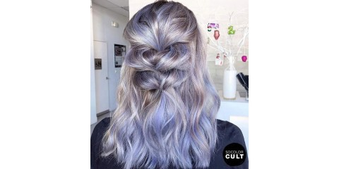 Power Lilac Hair Color (Credit: @coryhoffmanhair)