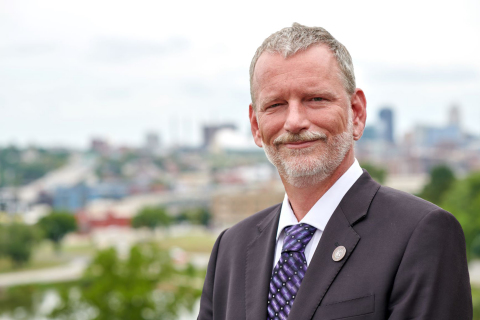Andy Shively, Special Assistant City Manager, City of Kansas City, Missouri. (Photo: Business Wire)