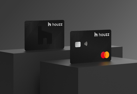 Houzz Launches First-Ever Credit Cards (Photo: Business Wire)