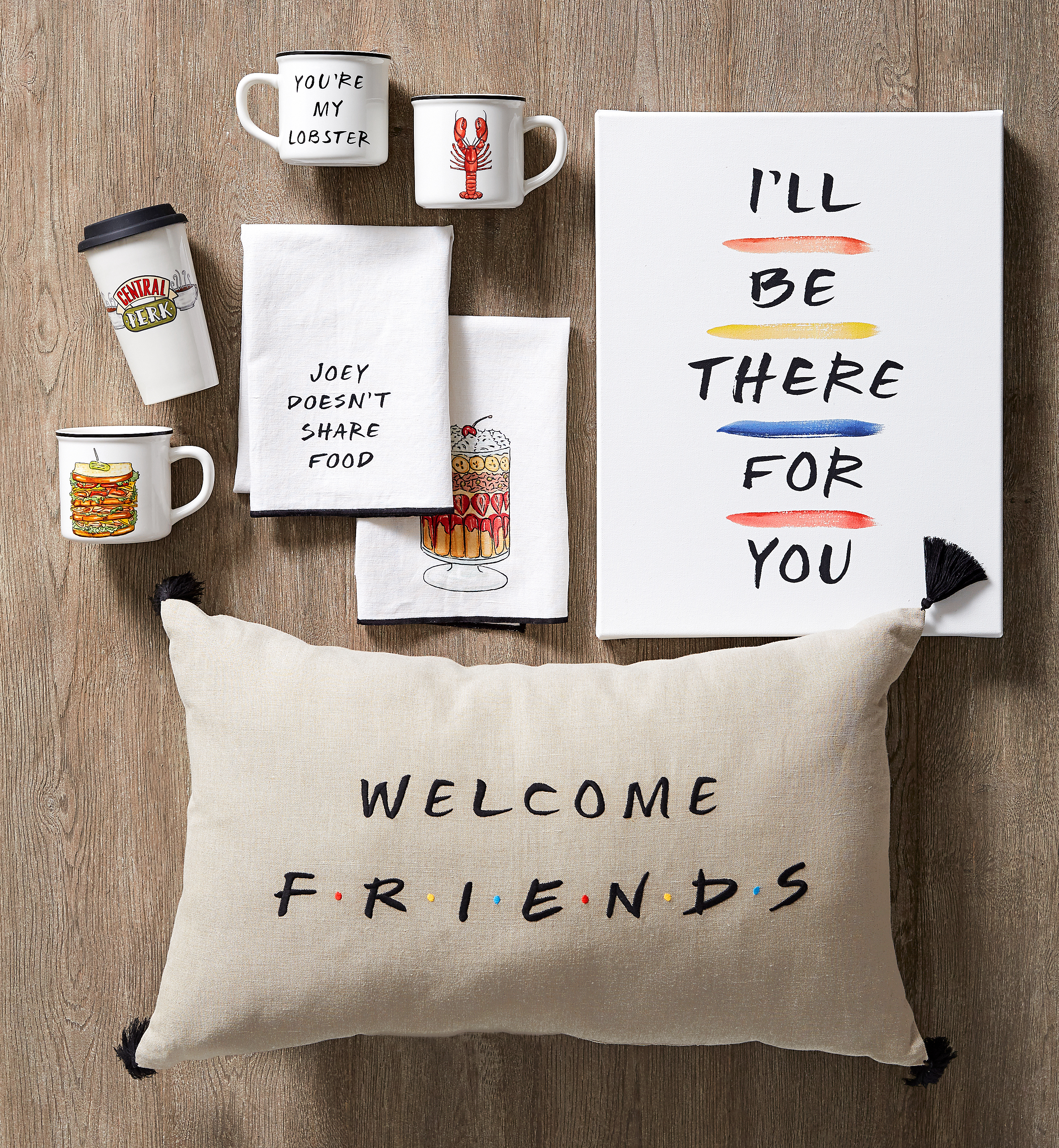 Pottery Barn Partners With Warner Bros Consumer Products To