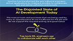 INFOGRAPHIC: Inaugural State of Development and Operations of AI Applications 2019 report reveals that 60.6% of respondents continue to experience a variety of operational AI challenges