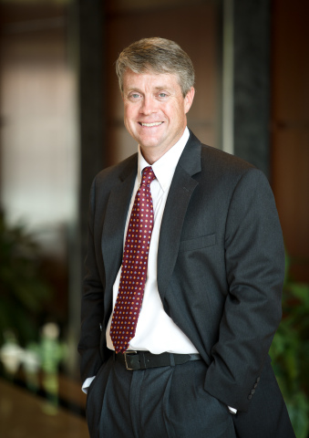 Mike Keegan, Chief Executive Officer at Transaction Network Services (Photo: Business Wire)