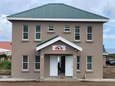 Basseterre Animal Rescue Center is the first animal rescue centre for dogs and cats in the Federation of St. Kitts and Nevis. (Photo: Business Wire)
