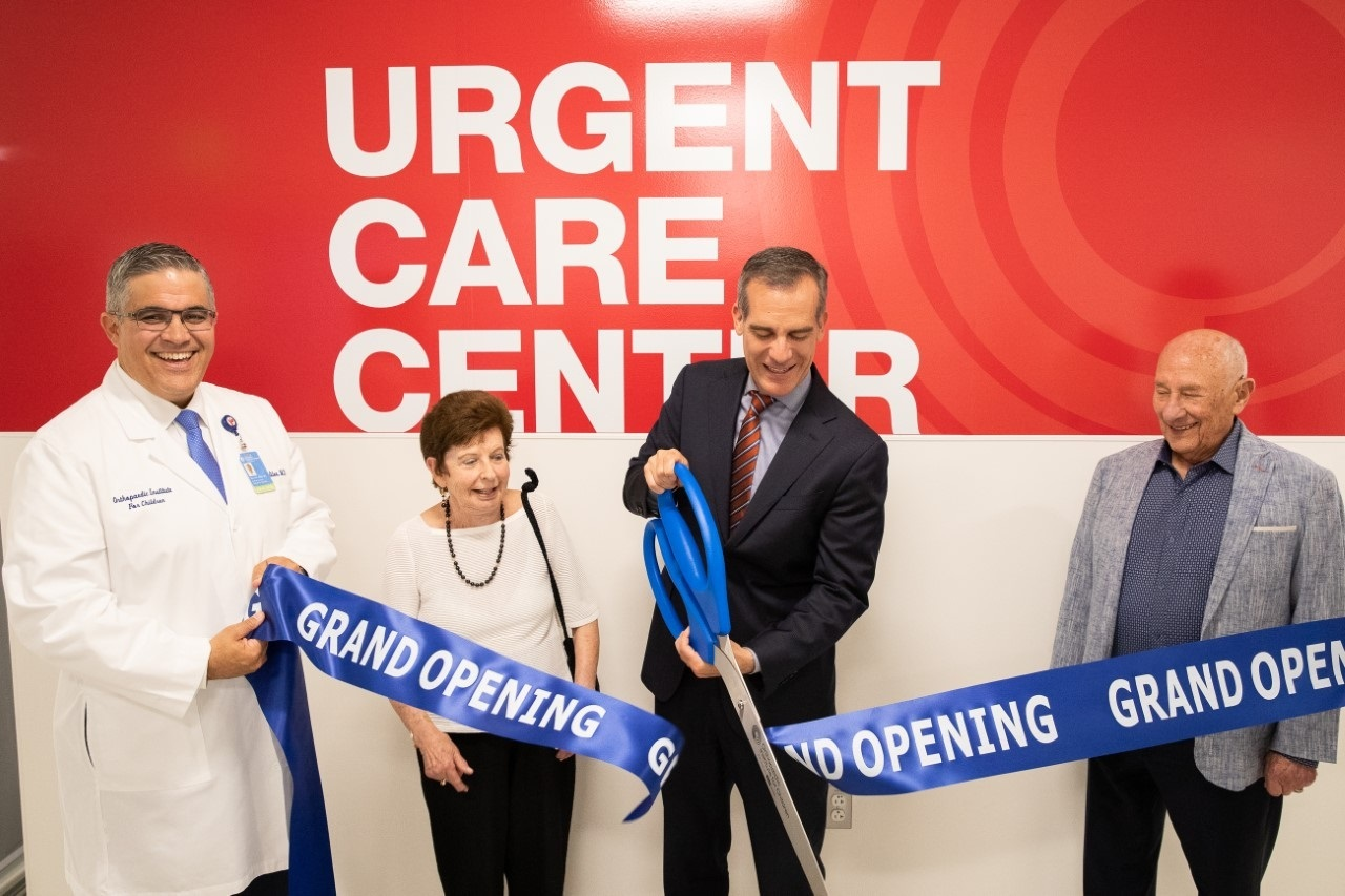 Orthopaedic Institute for Children Opens L A 's Newest and