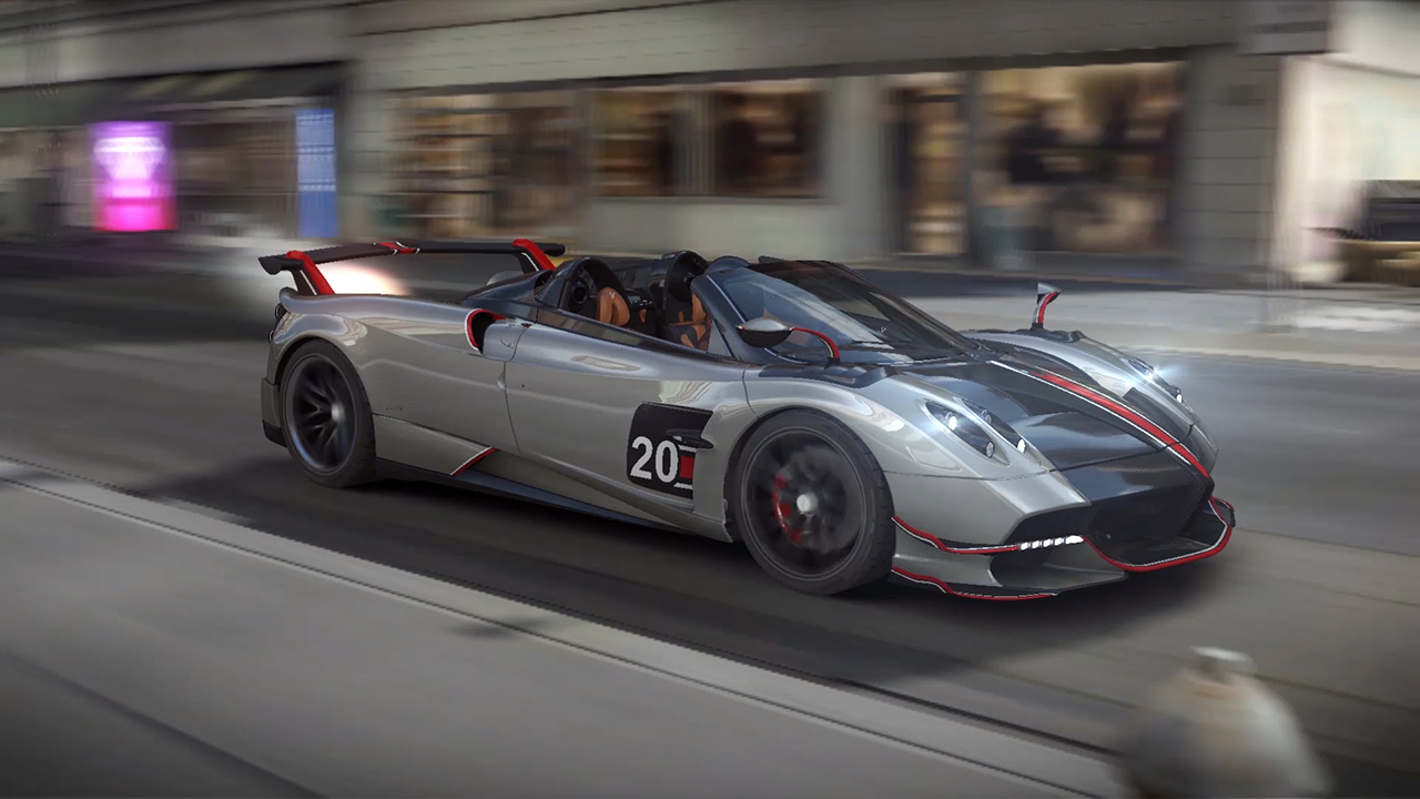 Pagani Automobili Unveils Huayra Roadster BC in Zynga's CSR Racing 2