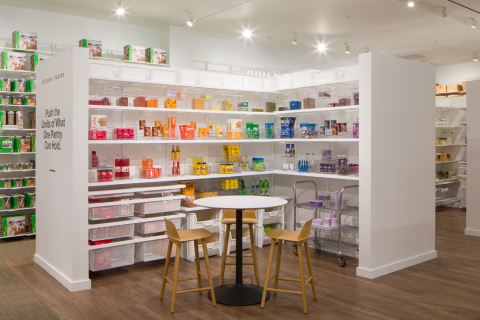 The Container Store Custom Closets (Photo: Business Wire)