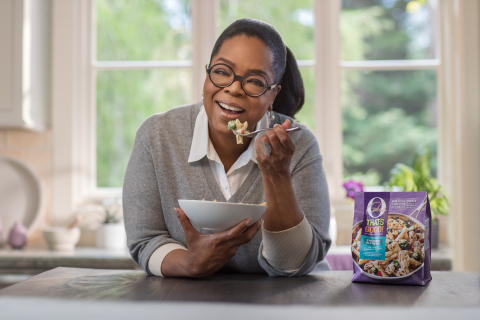 Comfort food gets a bad rap, but Oprah Winfrey, in collaboration with Kraft Heinz, is making it easier to enjoy with new O, That's Good! Frozen Skillet Meals—a delicious and convenient dinner made with a twist of veggies in the sauce. (Photo: Business Wire)
