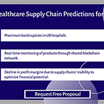 US Healthcare Supply Chain Predictions for 2020.