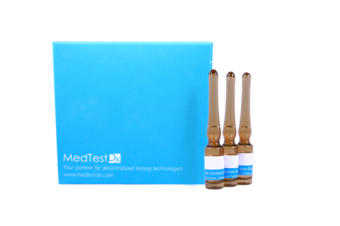 MedTest Dx Releases a New Line of Clinitox Calibrators and Controls for Drugs of Abuse Toxicology Testing at 2019 AACC Scientific Meeting (Photo: Business Wire)