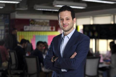 Julio Rojas Sarmiento, Chief Financial Officer Banco de Bogotá (Photo: Business Wire)