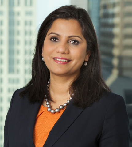 Pramila Agrawal, director of custom income strategies at Loomis Sayles (Photo: Business Wire)