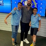 iHeartRadio Launches Its First-Ever Kid-Hosted Podcast in Partnership With Are You Kidding Socks Benefiting Stand Up To Cancer During Pediatric Cancer Awareness Month