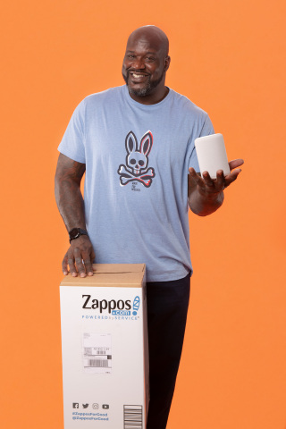 To give more children the Happy School Year they deserve, Amazon is teaming up with Shaquille O'Neal and Zappos for Good to host back-to-school donation events throughout the summer. (Photo: Business Wire)